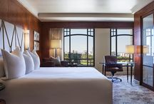 Spacious Guestrooms / A gallery of our spacious and art-deco inspired guestrooms.