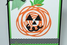 Stampin Up Halloween/Fall