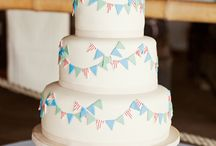 wedding cakes / by Sarah Bradshaw of Ampersand Photography