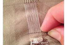 Pin weaving h