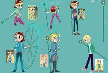 star genderbend projet cosplay
