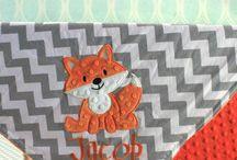 Baby Hocken  nursery ideas / by Megan Rae
