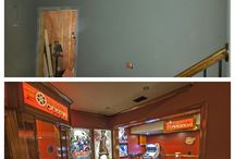 Before and After, DIY, Home Decor / completed projects using newmouldings millwork