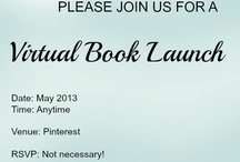 """My Book Launch! / Hello & welcome to my virtual book launch!  I have been writing a book in order to educate, raise awareness and provide support for individuals and families living with food allergies and for their wider Food Allergy Circles (schools, caregivers, etc.).  I plan to launch June 2013. I hope you """"enjoy"""" the decorations and yummy treats below.  For updates on my book and additional food allergy resources, visit www.foodallergymomdoc.com and Join Us!"""