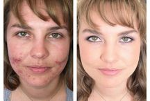 Before and After / Before and After Dinair Airbrush Makeup / by Dinair Airbrush Makeup