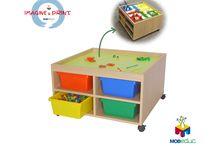 Mobiliario para aulas