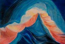 Festményeim /olaj- vászon/ / Hobbi festészet, olajjal - vászonra