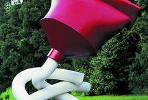 Escultores:Oldenburg
