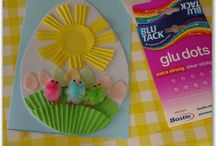 Egg Crafts - Perfect for Easter / Lots of lovely egg inspired crafts for kids and adults alike.  Great alternative Easter gifts
