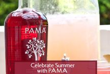 PAMA Celebrate Summer / Enter for your chance to win $500 and #CelebrateSummer with some inspiration from PAMA!   Lovely Ideas and Inspiration For An Ideal Summer Celebration