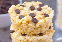 rice crispies cups
