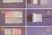 Paper projects / by Jennifer Miller