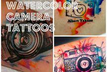 Татуировки с изображением камеры