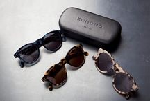 Sunglasses / Komono sunglasses from our store. Distingtive sunnies.