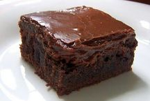 Brownies best ever big and fat