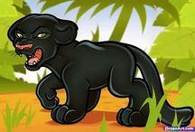 bébé panthere