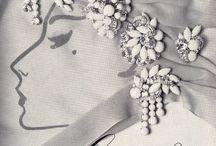 Vintage Costume Jewellery Print Ads