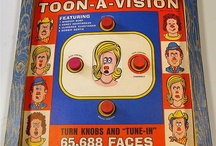 Vintage Toys / by Kent Dean
