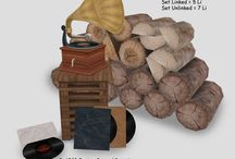 Second Life Marketplace: SaCaYa - Gramophone