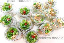 Soup jars