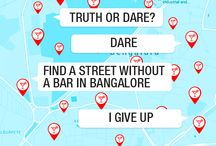 You Know you live in Bangalore when