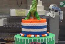 GAtor Cakes / by Renee Kling