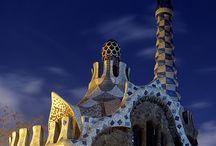 Antonio Gaudi my Hero