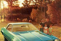 Usa / Affiches voitures