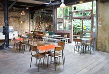 Bars/hostels/caffes