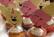 Ynstjoerings: In taart foar Tomke / Tomke bestiet dit jier 20 jier! Meitsje dêrom in taart foar Tomke!