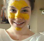 Masques peau