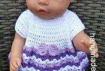 Häkeln Puppen