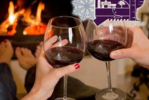 CT Coast & Country Winter Wine Trail / CT Winter Wine Trail with 4 Participating Wineries:  Paradise Hills Vineyard & Winery  Bishop's Orchards Winery  Gouveia VIneyards  Chamard VIneyards