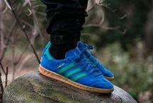 "adidas Hamburg ""Lush Blue"" (S74839)"