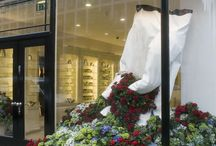 Window Wonderlands // INSPO / Fantastical retail window displays