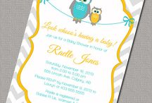 Baby shower / For all my pregnant friends and future me (: