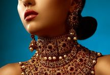 The Beautiful Bridal Jewelry / Jewelry is one of the most important part of bridal wear. We bring you some fantastic ideas for your wedding jewelry... !