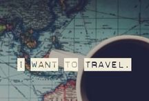 i dream of travelling