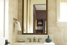 Bathrooms / by Trove Interiors