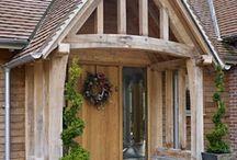 Door / hall / entrance