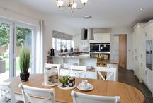 Beautiful Kitchens / Redrow understands that the Kitchen is the heart of any home, and it is for this reason that so much consideration goes into the layout and design of the homely hub. Follow our Kitchen board to take a look at some of our favourites. #Kitchen #RedrowHomes