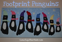 Winter Crafts / by Melissa Spaulding
