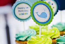 Baby shower / by Alyssa Deem