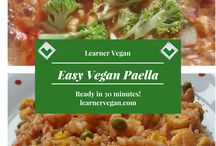 Really Easy Vegan Recipes for Beginners / Super simple recipes for vegans, helping you with plant based cooking. No strange ingredients, nothing complicated, just tasty meals! Actively looking for board contributors. Please DM LearnerVegan or email info@learnervegan.com to join!