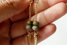 beads earings
