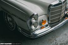 Mercedes Benz W108 280 SE