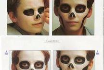 halloween makeup kids