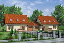 Domy bliźniacze / Domy bliźniacze. http://www.pro-arte.pl/projekty-domow-blizniaczych/