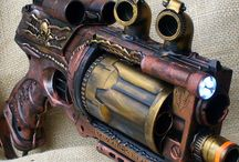 craft - steampunk / by Lori Matheson