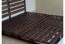 project: bed frame